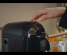 Nespresso Coffee Pod Machine in The Penthouse: War in Life S...
