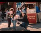 New Balance Trainers of Édgar Ramírez as Carlos Torres in Ye...