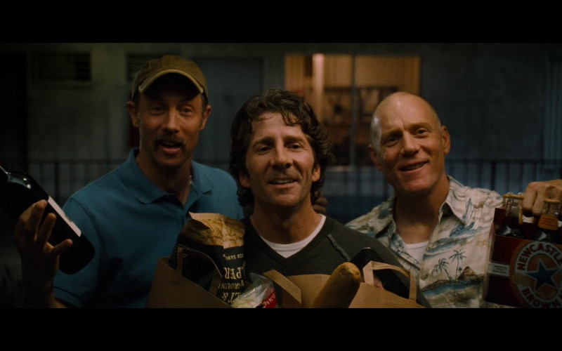 Newcastle Brown Ale Beer in Taken (2008)