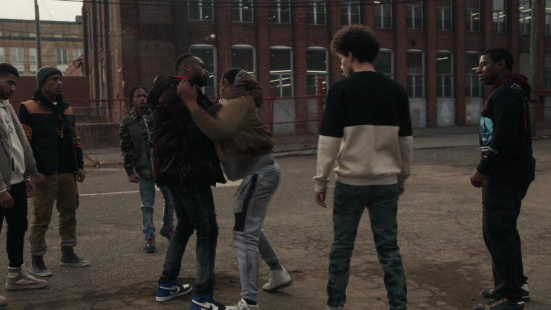 Nike Air Jordan 1 Retro High OG 'Fragment' Sneakers in The Equalizer S01E04 (3)