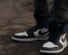 Nike Air Jordan 1 Retro High OG 'Fragment' Sneakers in The E...