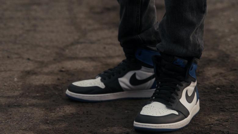 Nike Air Jordan 1 Retro High OG 'Fragment' Sneakers in The Equalizer S01E04 (4)