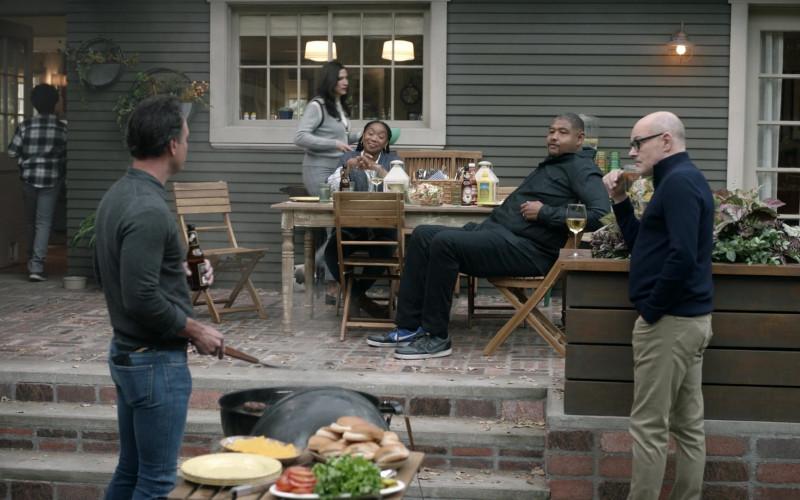 Nike Men's Sneakers Worn by Cast Member Omar Miller as Ben in The Unicorn S02E13 TV Show