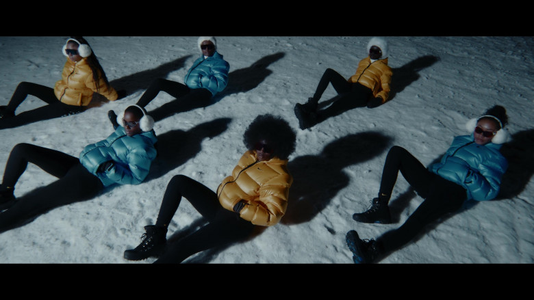 Nike Nocta Puffer Jackets in 'What's Next' by Drake (1)