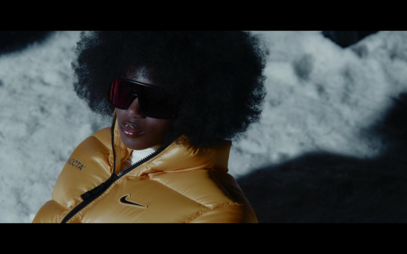 Nike Nocta Puffer Jackets in 'What's Next' by Drake (2)