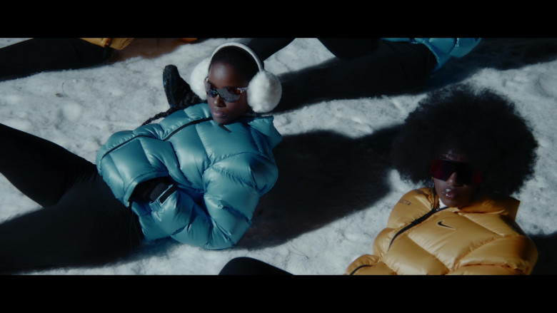 Nike Nocta Puffer Jackets in 'What's Next' by Drake (3)