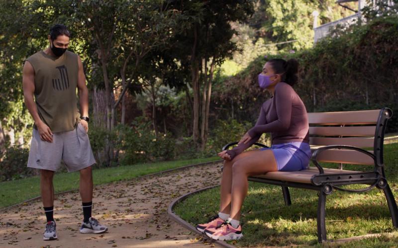Nike RYZ 365 Women's Shoe Worn by Cast Member in Station 19 S04E07 TV Show (3)