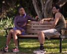 Nike Renew Run Men's Running Shoe Worn by Actor in Station 1...