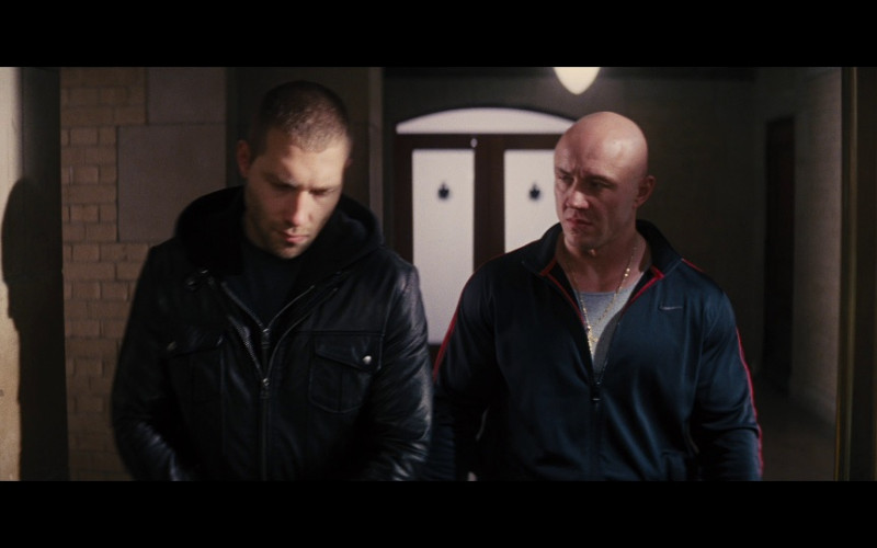 Nike men's track jacket in Jack Reacher (2012)