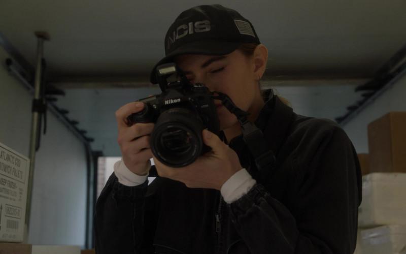 Nikon Camera in NCIS S18E09 Winter Chill (2021)