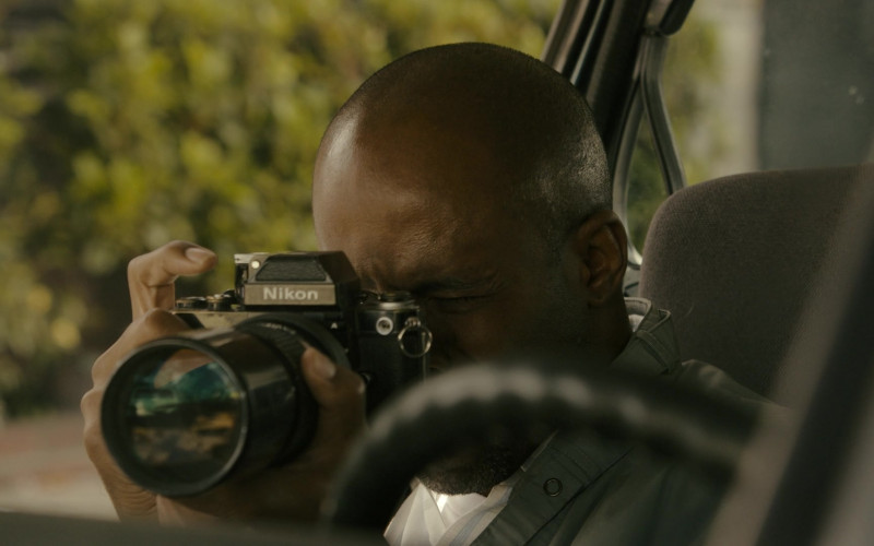 Nikon Camera in Snowfall S04E04 Expansion (2021)