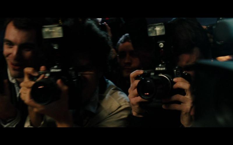 Nikon Cameras in Taken