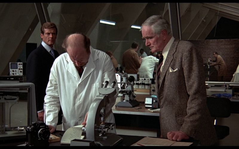 Nikon F2 Camera in The Man with the Golden Gun (1974)