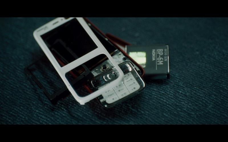 Nokia BP-6M Battery in Taken (2008)