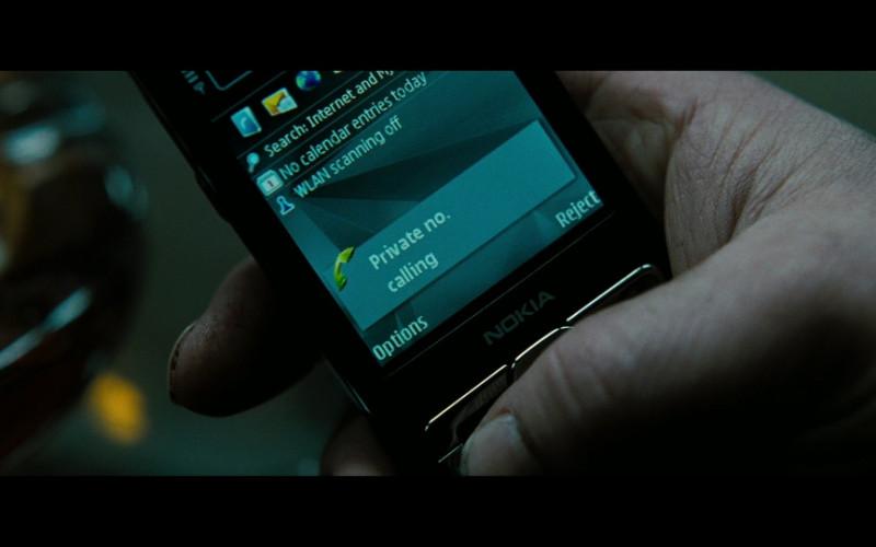 Nokia Mobile Phone in Law Abiding Citizen (2009)