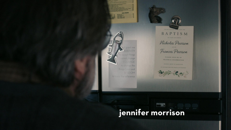Norcold Refrigerator in This Is Us S05E11 TV Show (2)