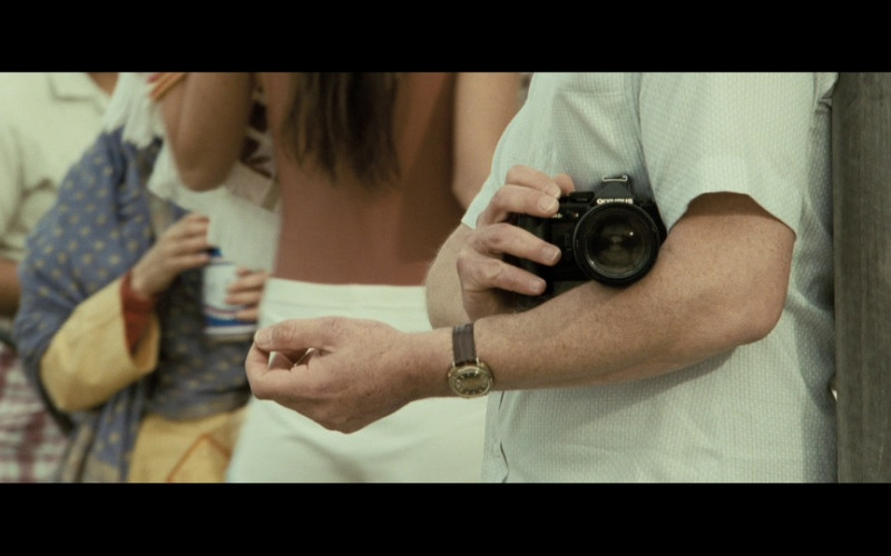 Olympus cameras in Killer Elite (1)