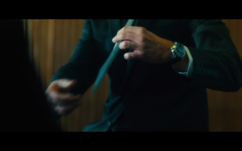 Omega Seamaster Aqua Terra Men's Watch in Our Kind of Traitor (2016)