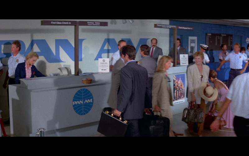 Pan American World Airways in Licence To Kill (1989)
