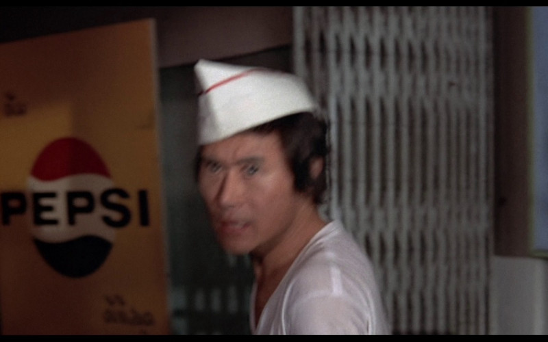 Pepsi Soda in The Man with the Golden Gun (1974)