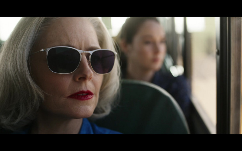 Persol Women's Sunglasses of Jodie Foster as Nancy Hollander in The Mauritanian (2021)