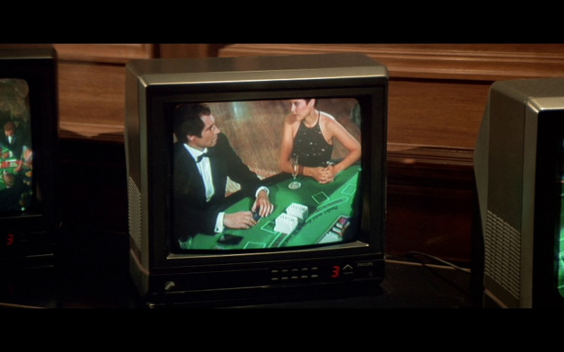 Philips Monitor in Licence To Kill (1989)