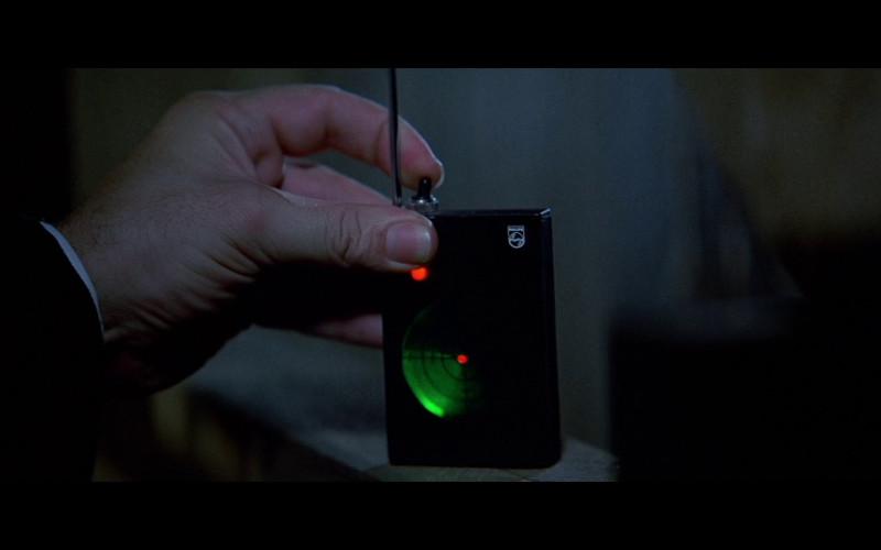 Philips Radar in Licence To Kill (1989)
