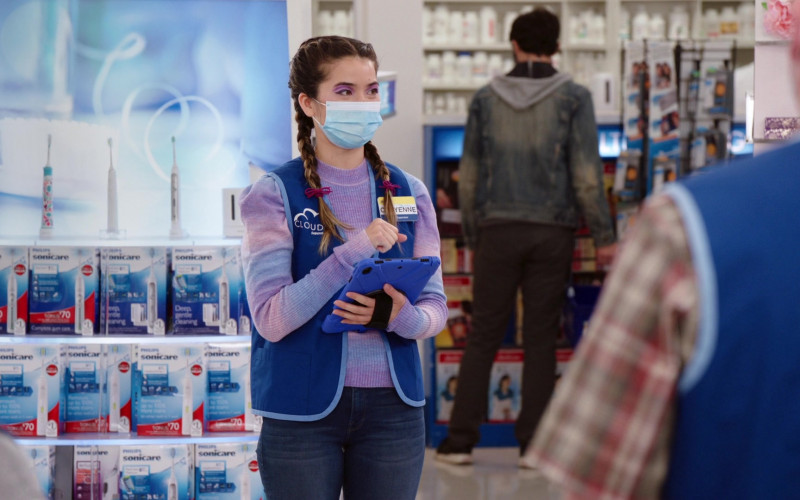 Philips Sonicare Electric Toothbrushes in Superstore S06E12