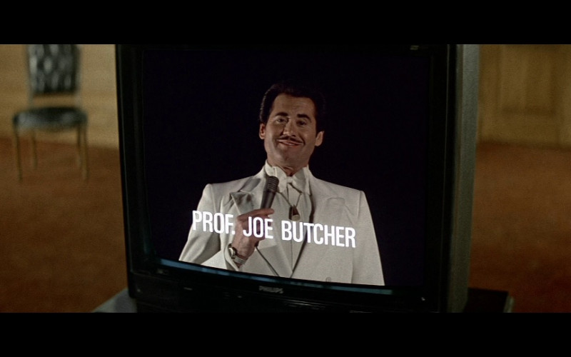 Philips Television in Licence To Kill (1989)