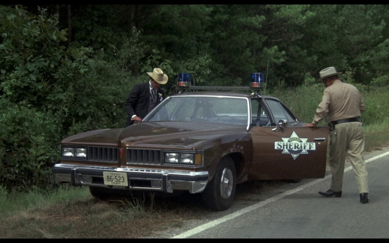 Pontiac LeMans Car in Smokey and the Bandit (1977)