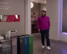 Primo Water Dispenser in Black-ish S07E16 100 Yards and Run...