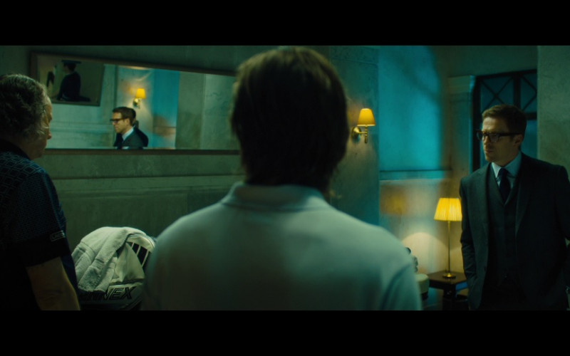 ProKennex tennis equipment in Our Kind of Traitor (1)