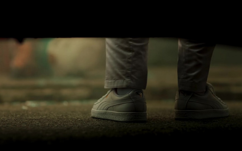 "Puma Men's Sneakers of DJ Snake in ""Selfish Love"" Music Video"