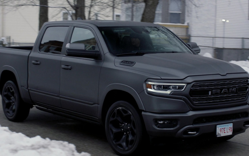 RAM 1500 Car in Chicago P.D. S08E09 TV Show 2021 (1)
