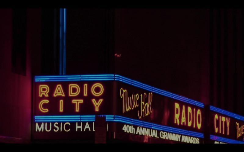 Radio City Music Hall in Genius Aretha S03E08 No One Sleeps (2021)