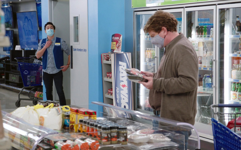 Rayovac Fusion Alkaline Batteries in Superstore S06E12 Customer Satisfaction (2021)