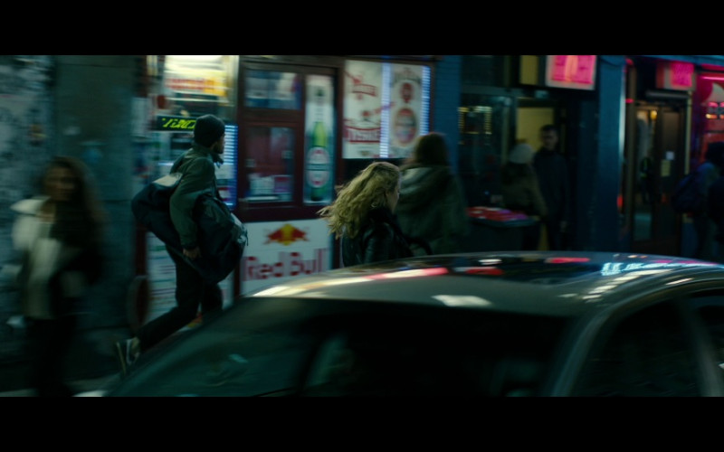 Red Bull in A Most Wanted Man (2014)