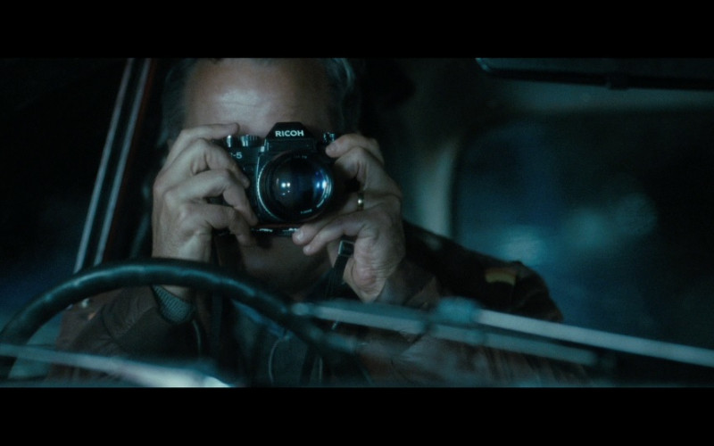 Ricoh Camera in Killer Elite (2011)