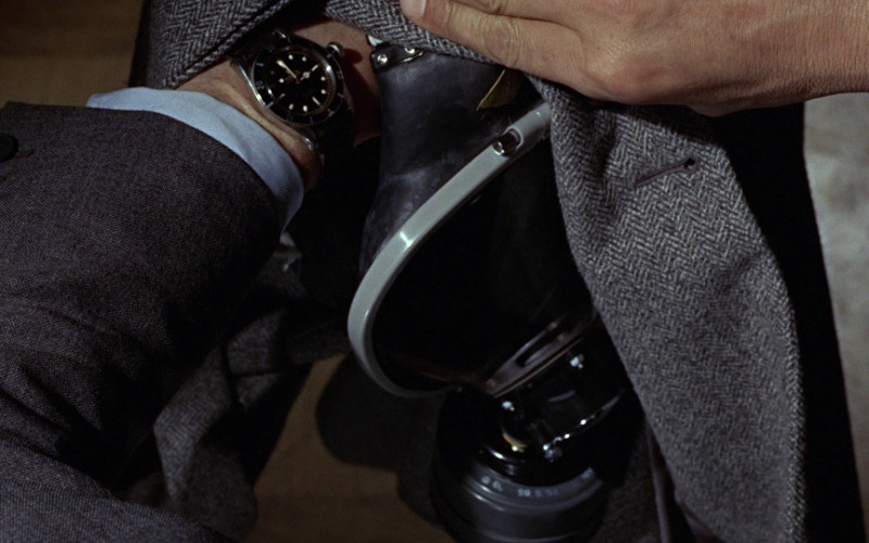 Rolex Submariner Men's Watch in From Russia with Love (1963)