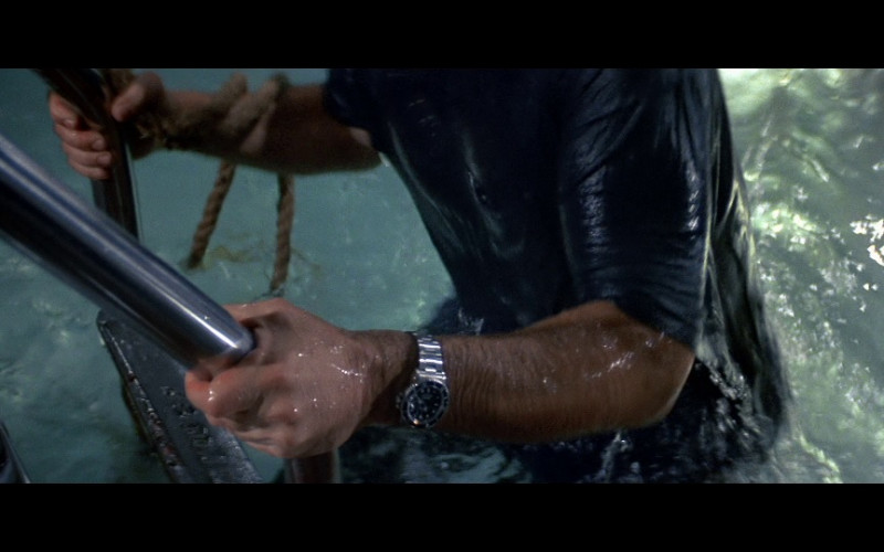 Rolex Submariner Men's Watch in Licence To Kill (1989)