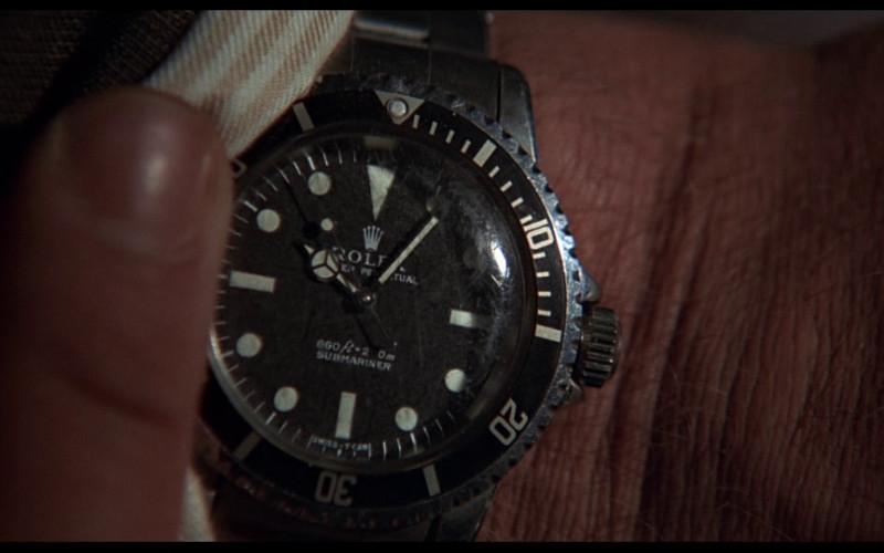 Rolex Submariner Men's Watch in The Man with the Golden Gun (1974)