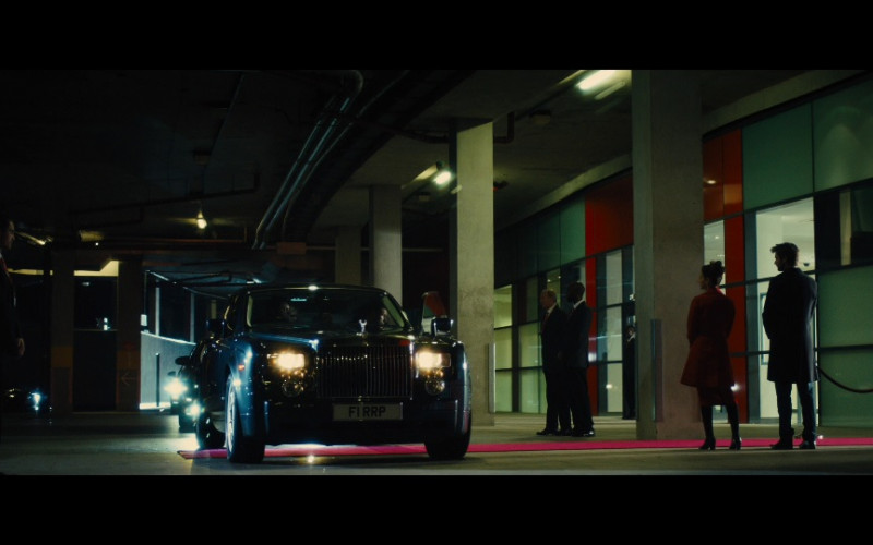 Rolls-Royce Phantom Car in Our Kind of Traitor (1)