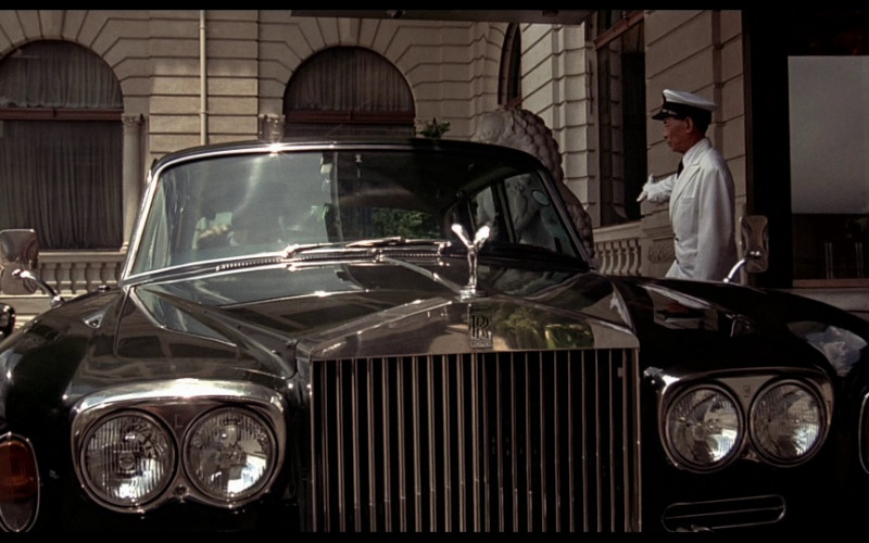 Rolls-Royce Silver Shadow Car in The Man with the Golden Gun (1974)
