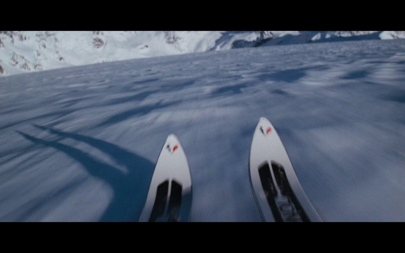 Rossignol Ski in The Spy Who Loved Me (1977)