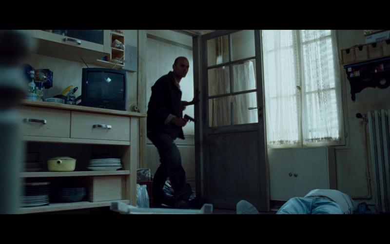 S. Pellegrino & Philips Television in Taken (2008)