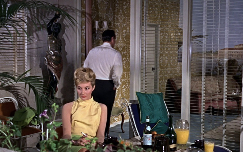 S.Pellegrino Water in From Russia with Love (1963)