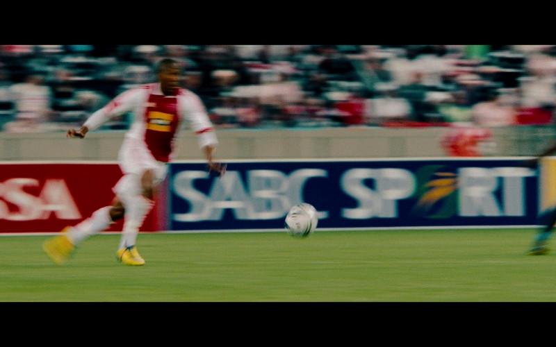 SABC Sport in Safe House (2012)