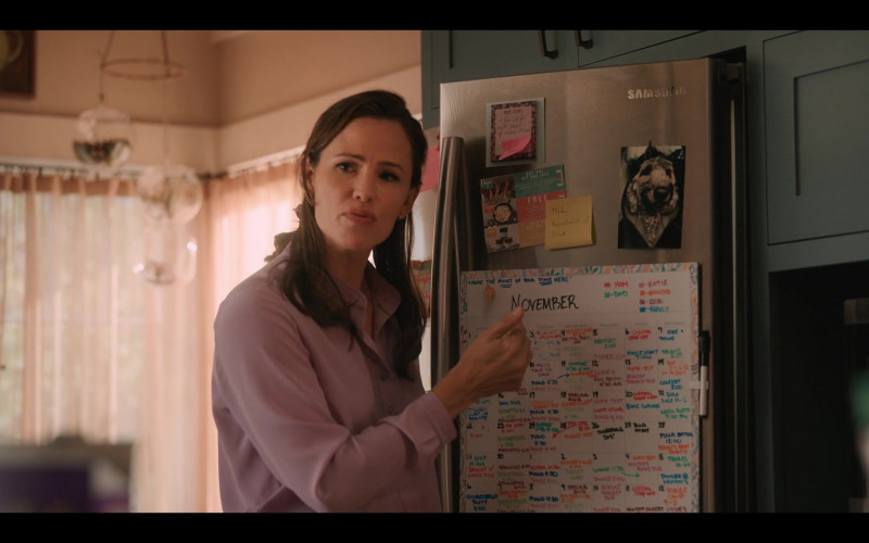 Samsung Refrigerator in Yes Day Movie (2)