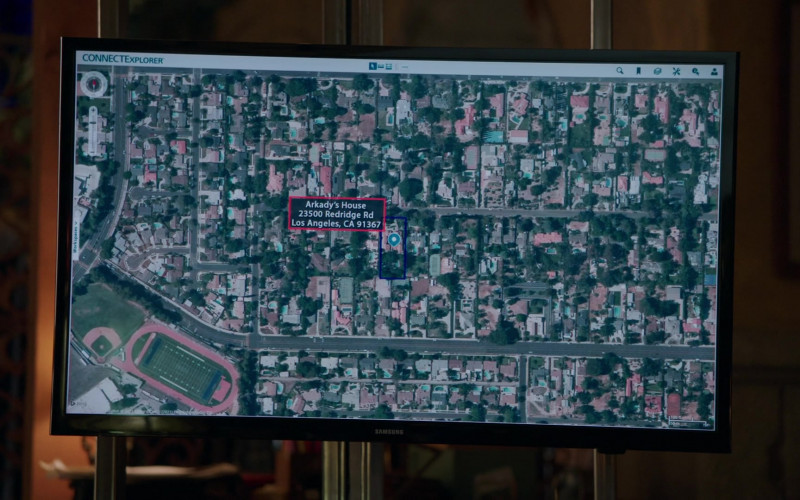 Samsung Television in NCIS Los Angeles S12E13 (1)
