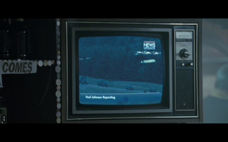 Sanyo Television in Killer Elite (2011)